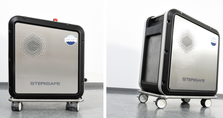 STERISAFE-Pro automated disinfection robot